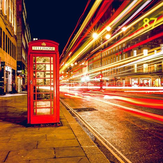 Top 5 hidden gems in London