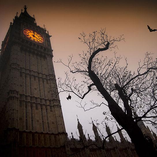 Spooktacular Halloween events near our Kensington Hotel