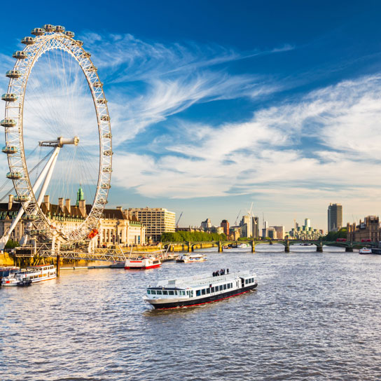 Top 4 autumn events in London